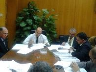 إجتماع مجلس التعليم المفتوح