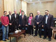Cooperation between Benha University and Microsoft
