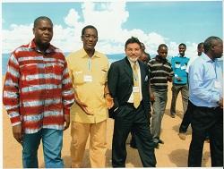 إجتماع خبراء التخطيط لتنمية الاستزراع المائي في أفريقيا