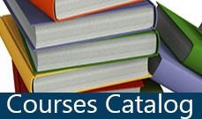 إستعراض كتالوج البرامج والمقررات باللغة الإنجليزية
