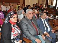 جامعة بنها تشارك في المؤتمر البحثي السنوي للجامعة الأمريكية لعام 2013