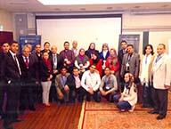 ورشة العمل الأولى لتحالف معا للجامعات العربية نحو المشاركة المدنية
