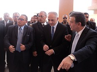 Benha University receives the Minister of Higher Education