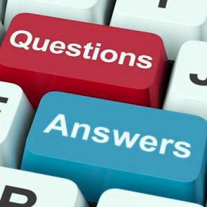 نماذج الأسئلة والإجابة لإمتحانات الفصل الدراسي الثاني 2013/2012