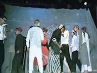 المهرجان الفنى السنوى للفنون المسرحية