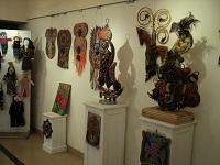معرض الأشغال الفنية بالتربية النوعية