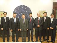 Benha University meets with the Korean Ambassador
