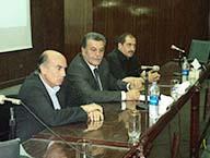 جامعة بنها تحتفل بمرور عامين على الأمن الإداري بالجامعة