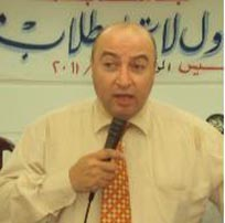 Benha University congratulates Dr. Ibrahim Rajeh for his New Position