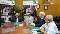 بروتوكول التعاون بين جامعة بنها ومؤسسات مصر الخير