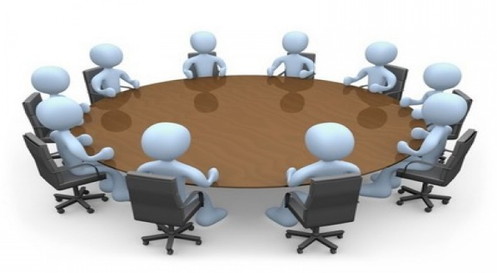 إجتماع لمناقشة الخطط المقترحة من الأتحاد العام للطلاب بالجامعة