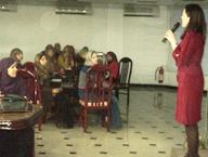 دورات من المركز الثقافي البريطاني لطلاب جامعة بنها