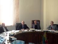 إجتماع مناقشة الخطة التنفيذية لمكتب رعاية الطلاب الوافدين بجامعة بنها