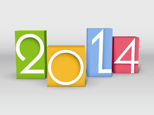 Prof. Dr. Ali Shams congratulates the Faculty Members, Staff, and Students for the New Year 2014