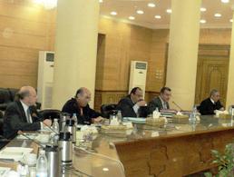 مجلس جامعة بنها يدين الأعمال الإجرامية ويدعو للتصويت علي الدستور