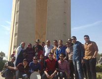 Benha University participates in Ray of Hope Project