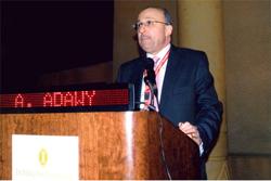 Dr. Adel Adawy: Le ministre de la Santé et de la Population