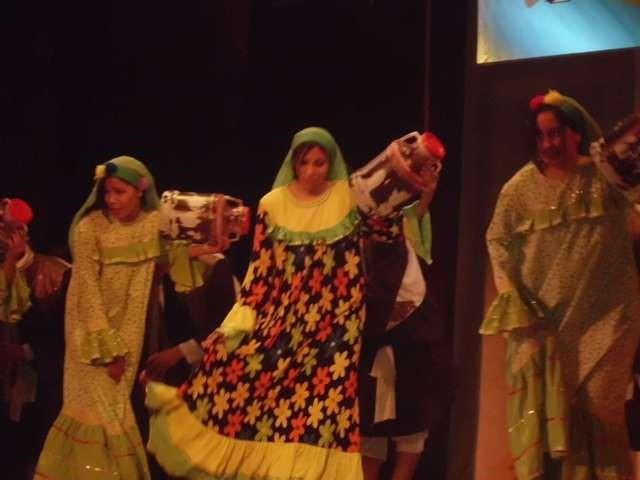 جامعة بنها تحيي التراث الشعبي علي مسرح بيرم التونسي  في مسابقة إبداع الثانية
