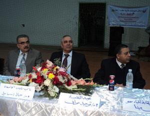 جامعة بنها تحتفل بخريجي كلية الطب