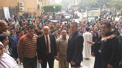 مهرجان سوق عكاظ بجامعة بنها