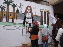 اليوم الفنى لقرية ميت العطار
