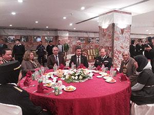 جامعة بنها تشارك وزارة الداخلية في مبادرة (إعرفني صح)