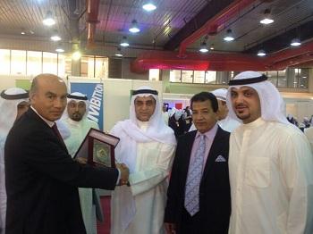 إفتتاح معرض التعليم والتوظيف 2014 بالكويت