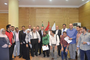 Benha University honors Qalyoubia Journalists
