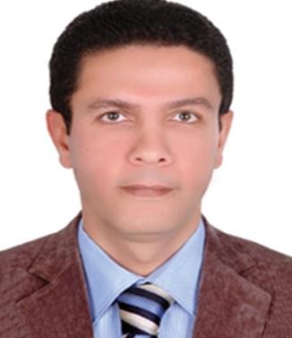 أ.د/ ناصر الجيزاوي - مديراً لمشروع البوابة الإلكترونية