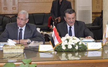 The Minister of Higher Education heads Benha University Council