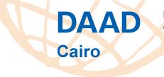 الهيئة الألمانية للتبادل العلمي DAAD تجدد الدعوة للحاصلين على منح دراسية سابقة (WE)