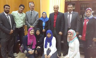 بروتوكول تعاون بين جامعة بنها وجمعية الأمل
