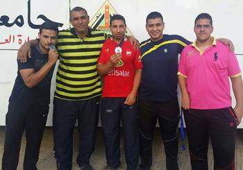 جامعة بنها تحصد أربع ميداليات ذهبية وفضية في العاب القوى والطائرة بالأوليمبياد الخامسة للجامعات بالإسكندرية