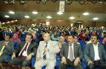 رئيس جامعة بنها: الشباب هم الثروة الحقيقية للبلاد وآمال العبور للمستقبل