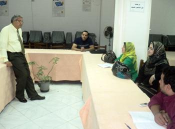 نائب رئيس جامعة بنها: تنظيم دورات لشباب الباحثين لرفع قدراتهم البحثية