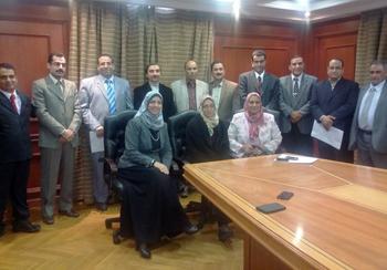 المجلس الأعلى للجامعات يكرم مركز التعليم الإلكترونى بجامعة بنها للتميز على مستوى الجامعات المصرية