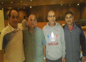ملتقى مدير الرياضة ومديرى العموم على مستوى الجامعات المصرية بوزارة الشباب