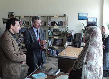إنشاء وحدة لتكنولوجيا المعلومات بكلية الفنون التطبيقية بجامعة بنها