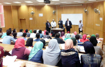 The Faculty of Engineering in Shubra prepares for Quality and Accreditation