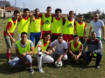 الجوالة الاولى من مباريات كرة القدم على مستوى الجامعة