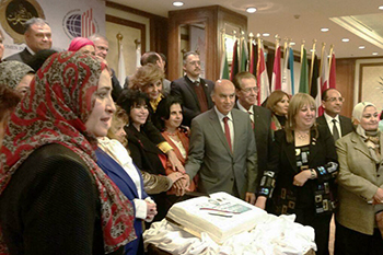 Events of Twinning Project between the NAQAAE and EU