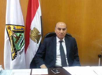 أ.د/ سليمان محمد مصطفي يهنئ فريق البوابة الإلكترونية لحصولهم على المركز الثالث في التصنيف العالمي ويبوميتريكس 2015