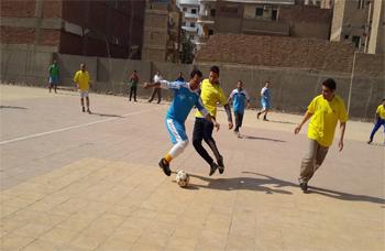 بطولة لكرة القدم الخماسية لنادى العاملين