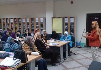 تعاون بين جامعة بنها والمركز الثقافي البريطاني لتنمية مهارات الطلاب