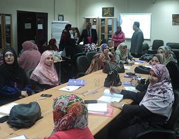 تعاون بين جامعة بنها والمركز الثقافي البريطاني لتنمية المهارات الذاتية للمرأة