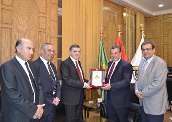 السفير الكوسوفي بجامعة بنها: توقيع 8 إتفاقيات مع مصر في مجالات التعليم العالي والثقافة والشباب والرياضة