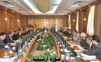 المجلس الاعلى للجامعات فى ضيافة جامعة بنها