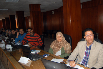"Benha University and DAAD hold a Workshop about ""References and Citations"""