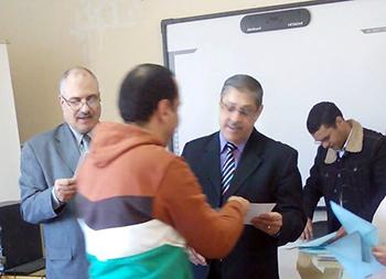 دورات لإعداد المعلم الجامعي بجامعة بنها