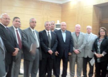مجلس خدمة المجتمع يكرم أعضاءه من الخارج